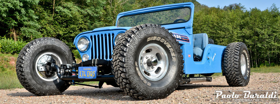 jeep hot rod