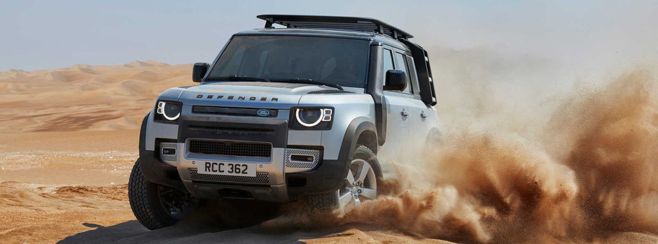 land rover new defender