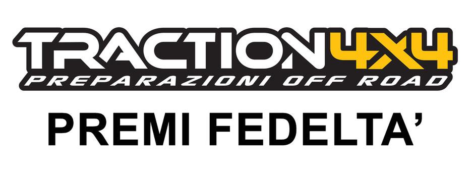 traction 4x4 premi fedelta