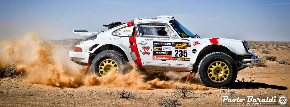 porsche 911 4x4  fenix rally