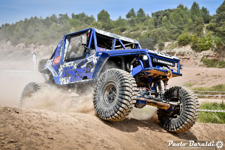 ultra4 europe king of the hammers team syncro racing