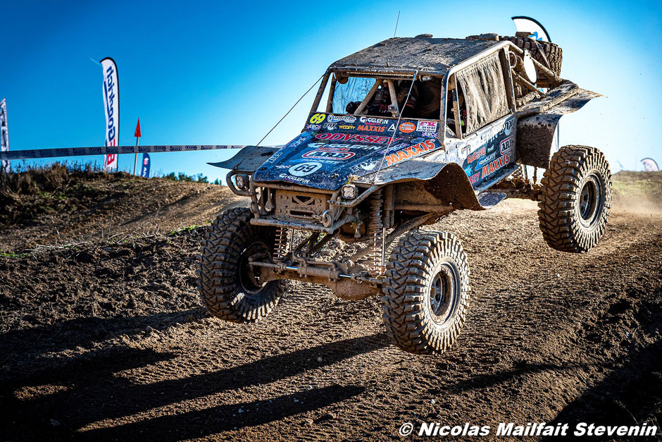 ultra4 europe king of poland jim marsden