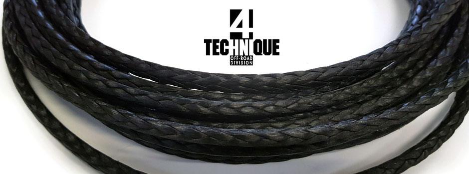 cavo tessile 4 technique