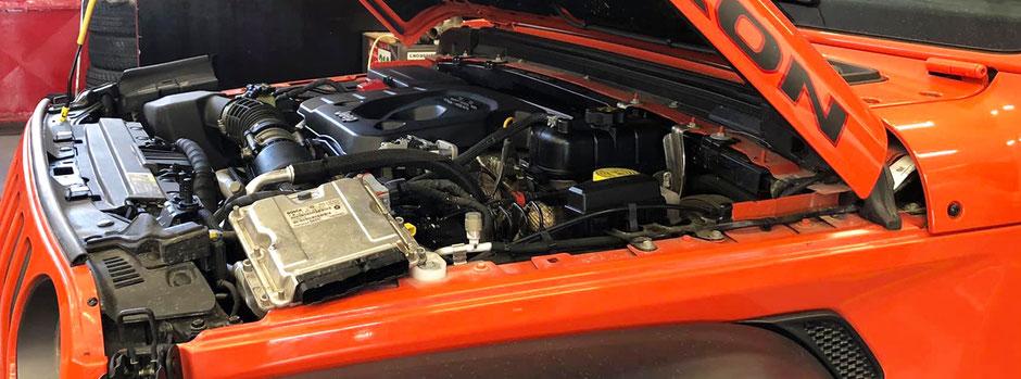larossa 4x4 manutenzione jeep