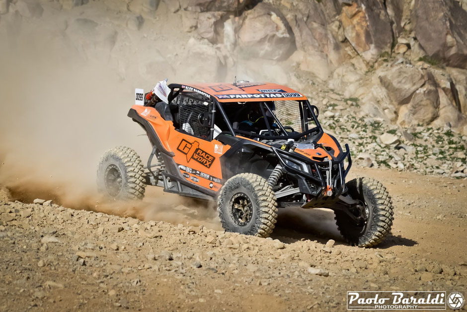 king of the hammers 2020 utv