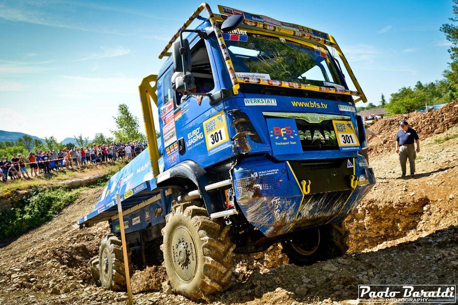 europa truck trial france montalieu vercieu BFS Trucksport Team