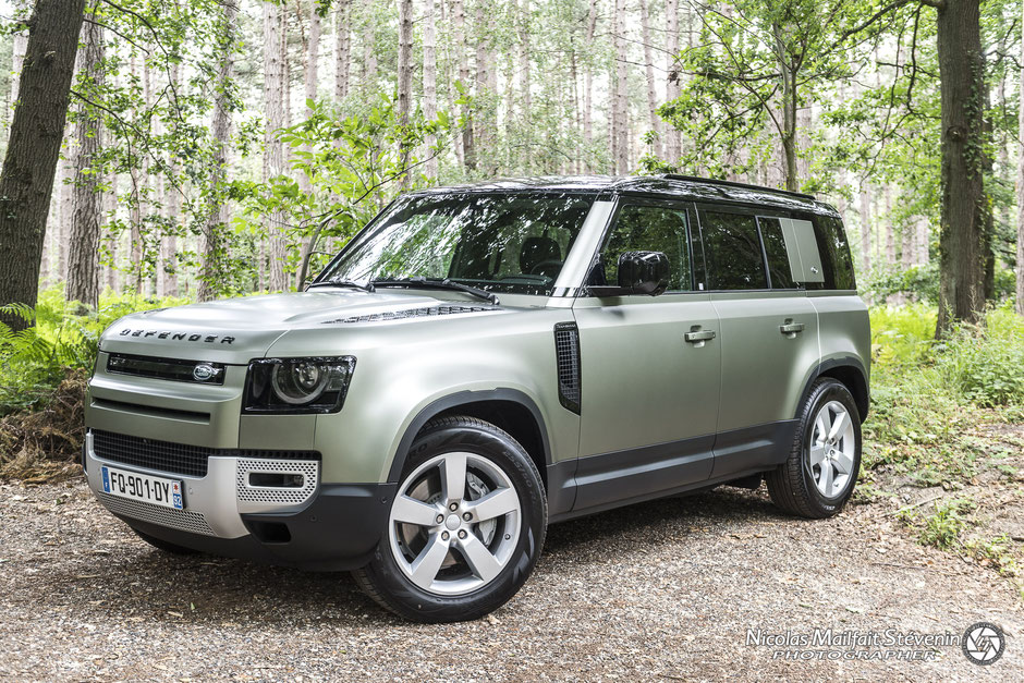 nuovo land rover defender 110 p400