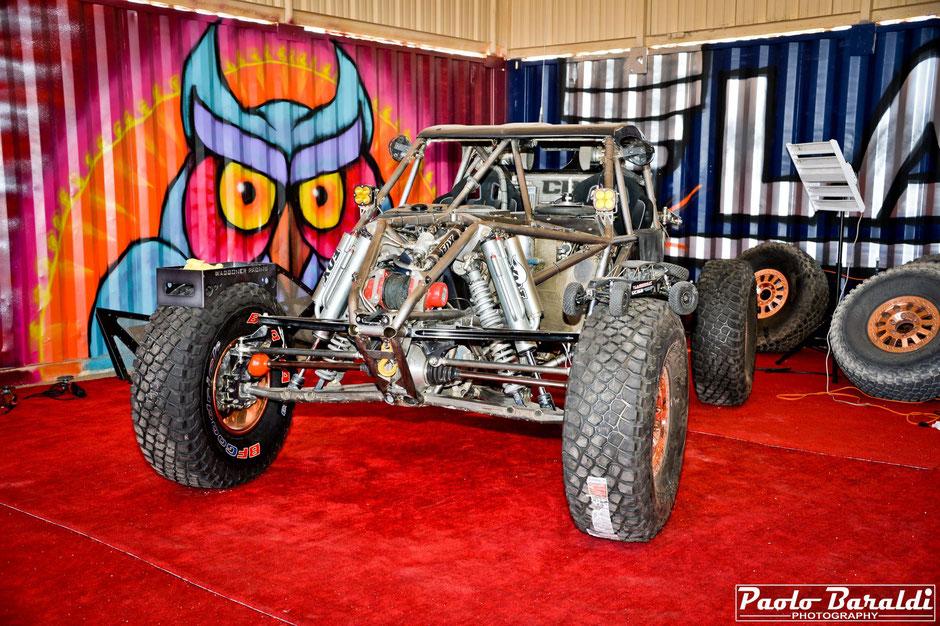 Cody's rig