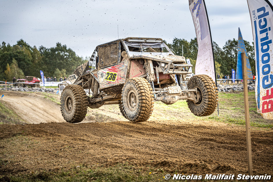 ultra4 europe king of poland cedric porcher