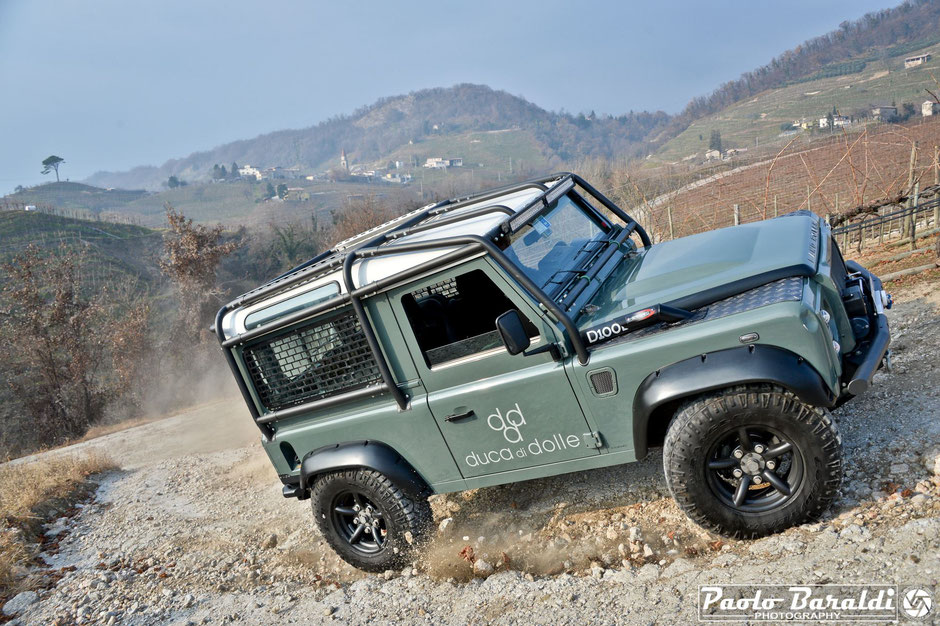 herero 4x4 defender twin turbo