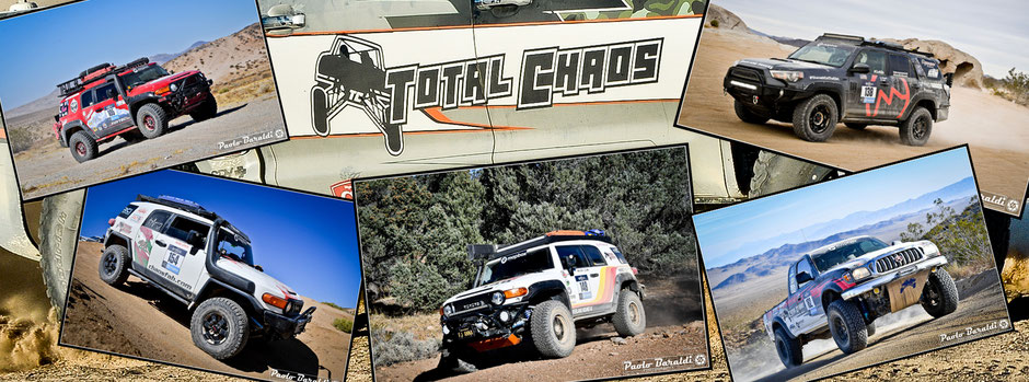 total chaos rebelle rally