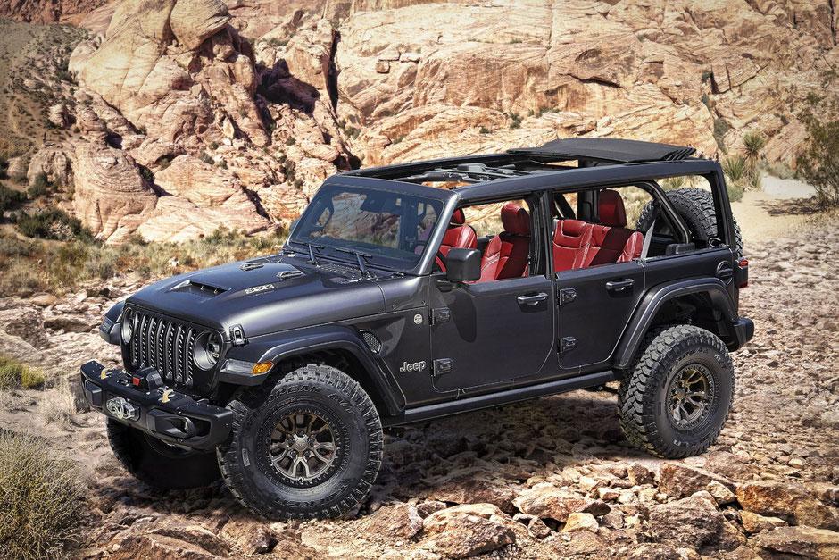 jeep wrangler 392 hemi