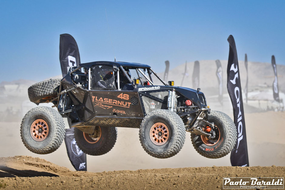 Cody at King of the Hammers 2018