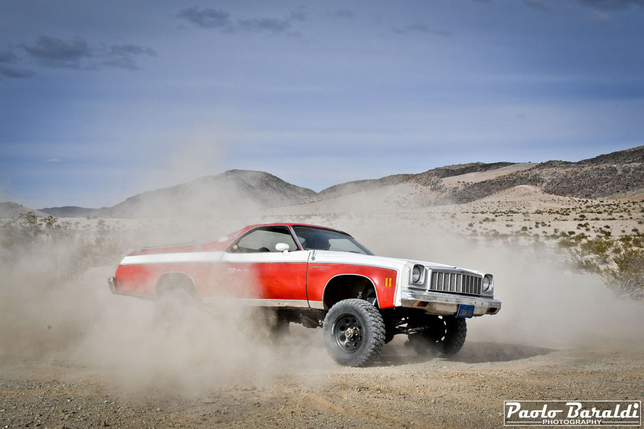 How an El Camino it became a Hill Camino - OFFROAD Lifestyle