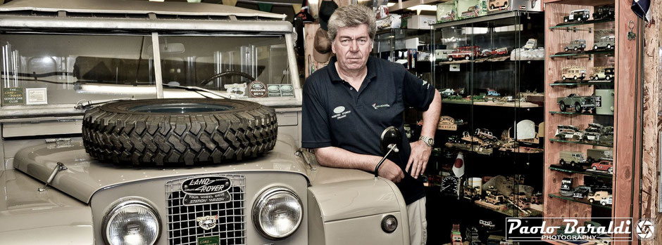 paolo turinetti land rover