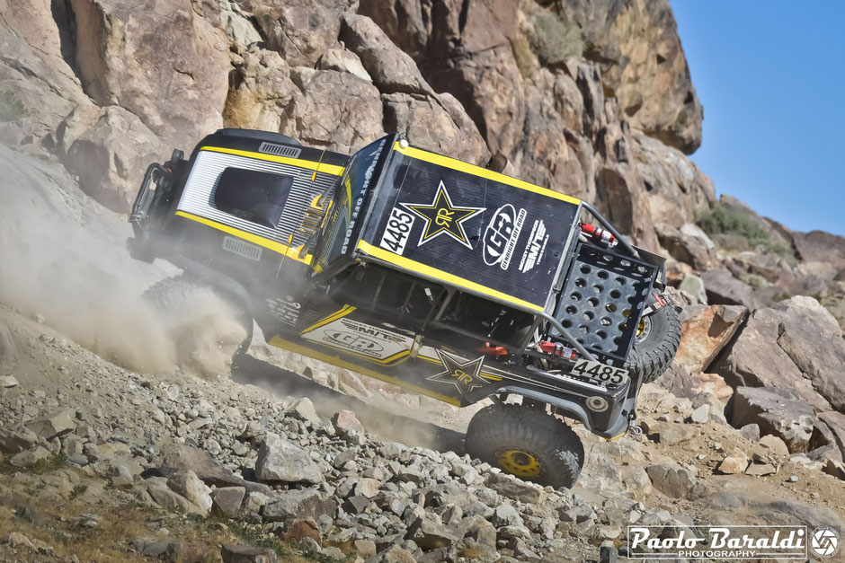 terremoto tony pellegrino genright king of the hammers