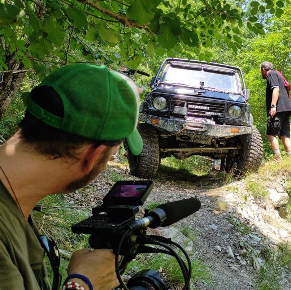 luca traina mud war motor trend