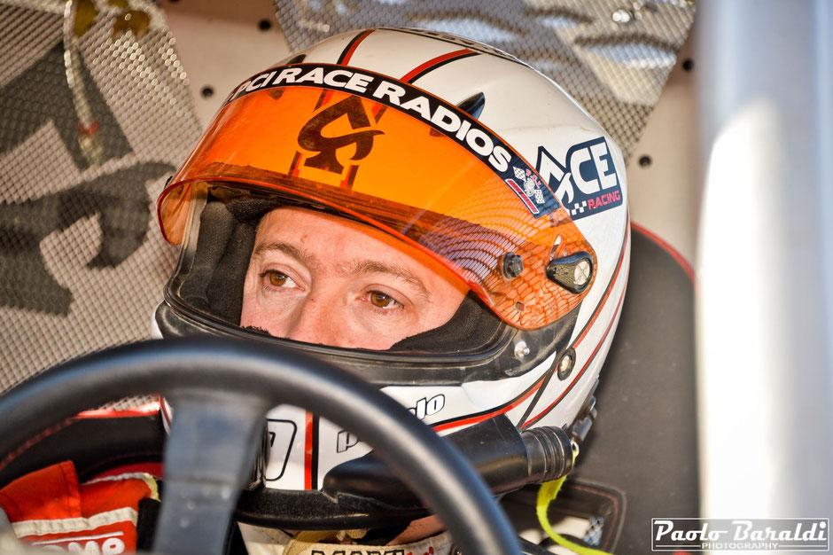 Pier Acerni, owner of Acerni Custom Engineering and racecar driver of ACE Racing