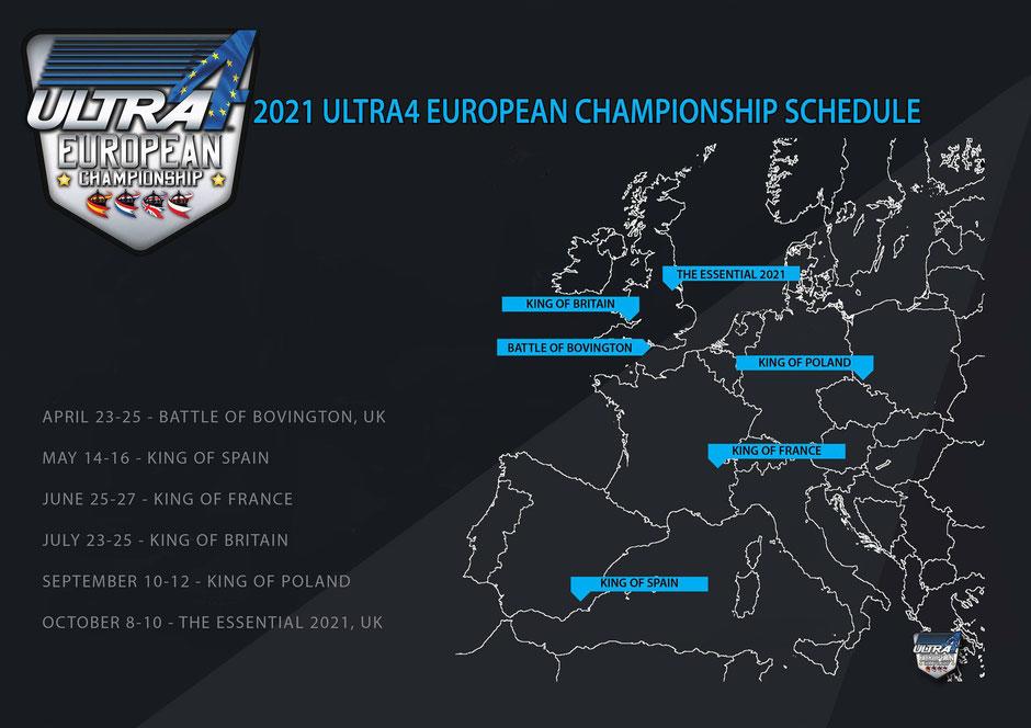 ultra4 europe 2021 richard crossland