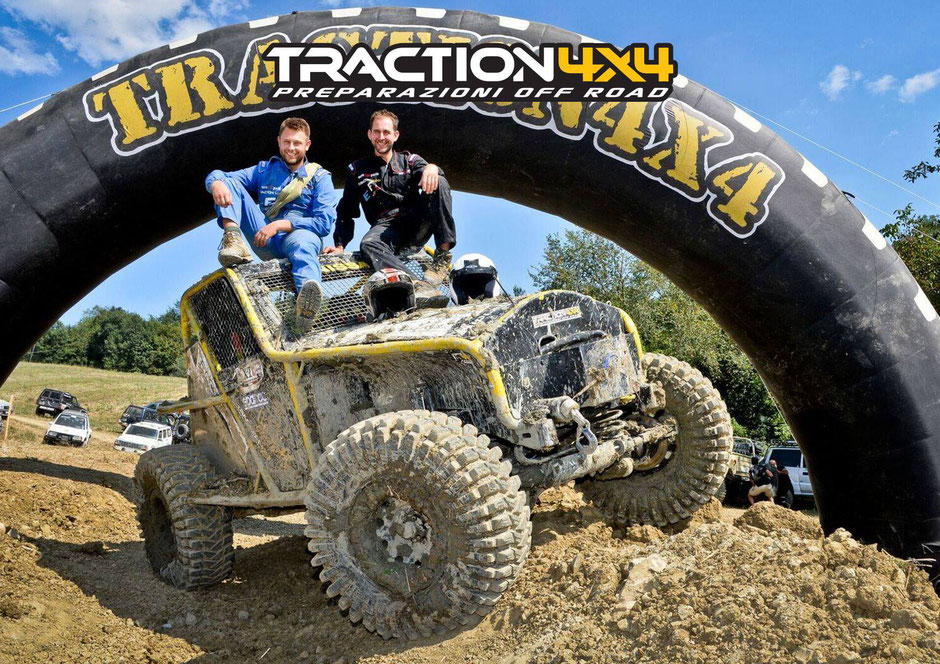traction 4x4