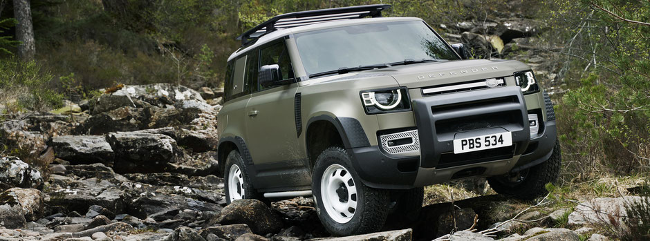 land rover new nuovo defender