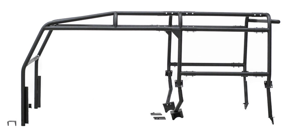 roll cage expedition 110 herero 4x4