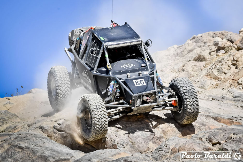 king of the hammers Marcos Gomez