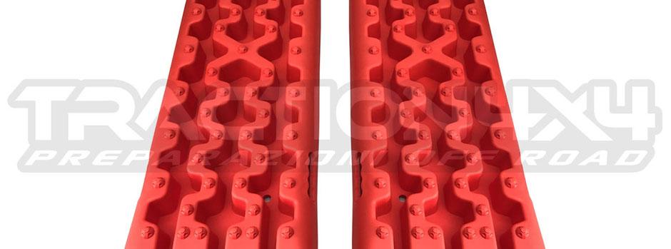 traction 4x4 piastre di recupero
