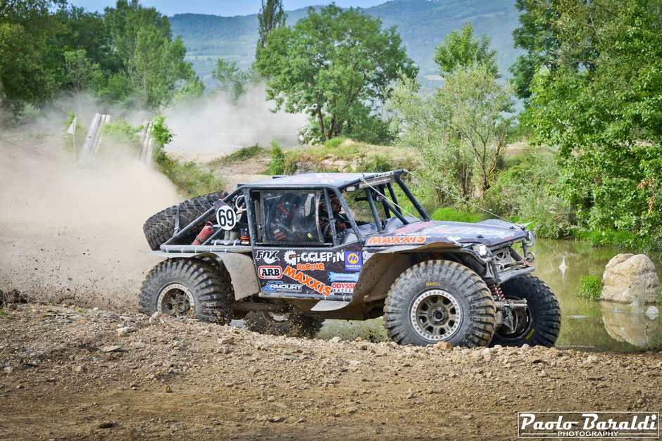 ultra4 europe king of france vallee bleue montalieu vercieu jim marsden