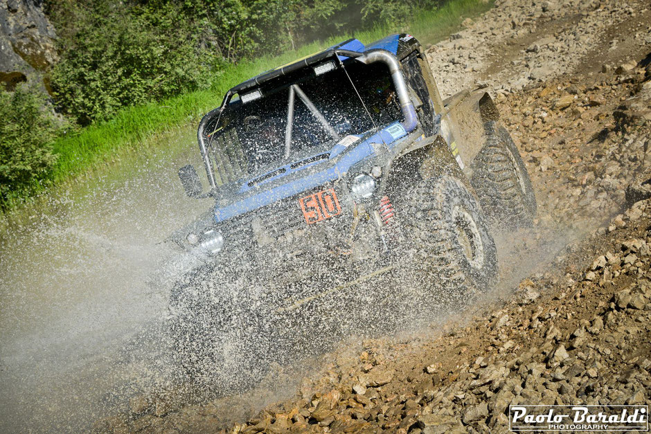 ultra4 europe king of france vallee bleue montalieu vercieu Joe Seymore Smith
