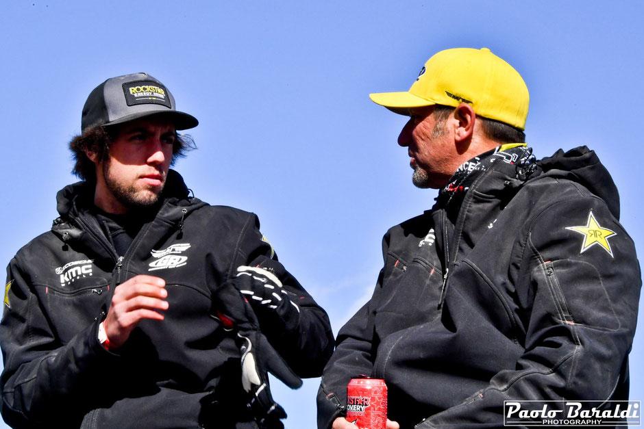 Jordan e Tony Pellegrino