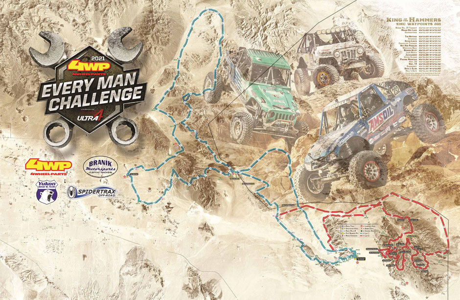 4wp every man challenge 2021 king of the hammers
