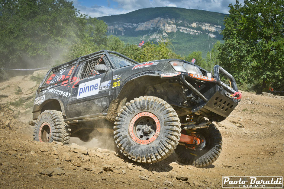 ultra4 europe king of france vallee bleue montalieu vercieu jan petrak