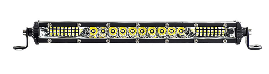 traction 4x4 barre fari led
