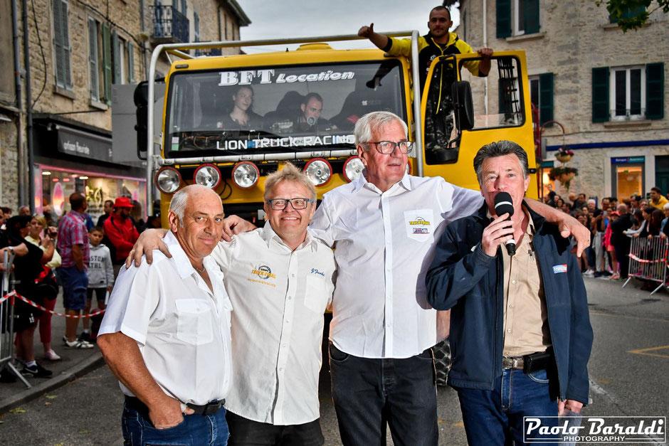 europa truck trial france montalieu vercieu jurgen funke maurice lavesvre