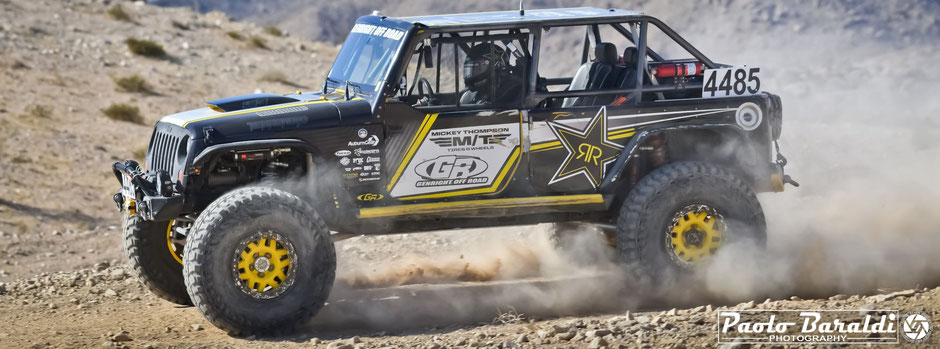 terremoto tony pellegrino genright off road king of the hammers