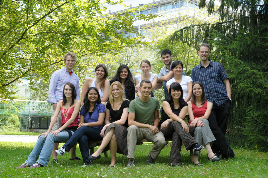 Organizers of Horizons in Molecular Biology 2009