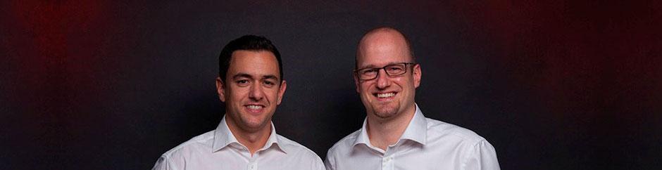 Lutz Morlock und Sebastian Uhlig