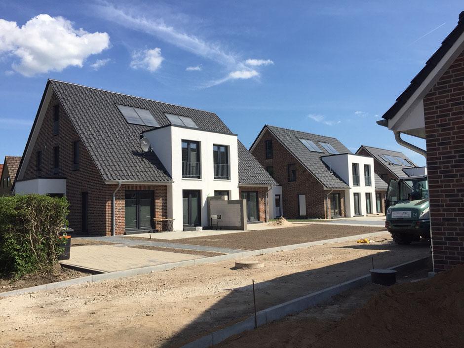 Bauvorhaben Lübeck / Partner: Baumanagement Marco Fibelkorn