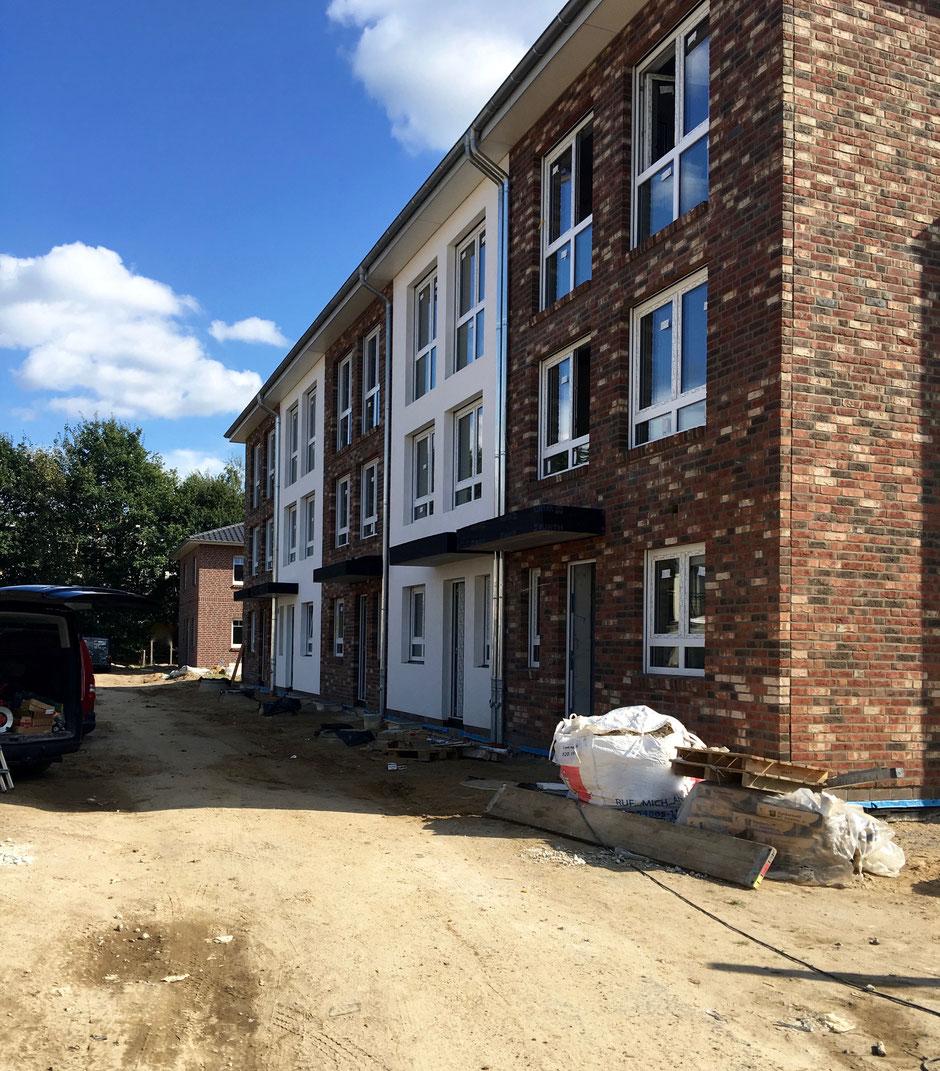 Bauvorhaben Wentorf / Partner: BIBO Wohnungsbau