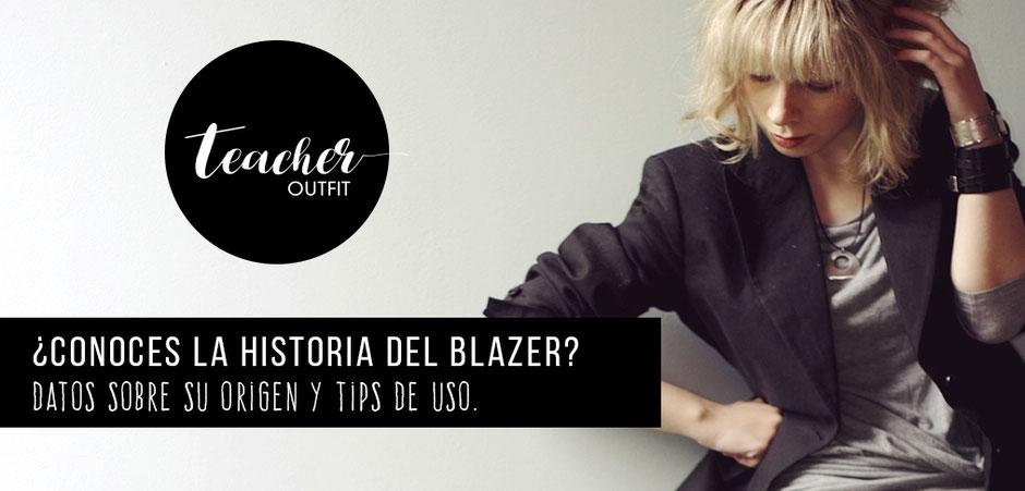 ¿conoces la historia del blazer? Datos sobre su origen y tips de uso articulo