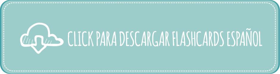 click para descargar flashcards español aula360