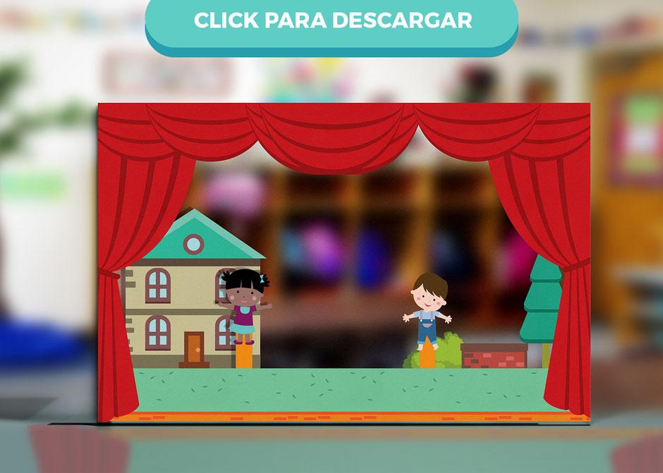 Descarga gratis el teatro infantil para profesores Aula360