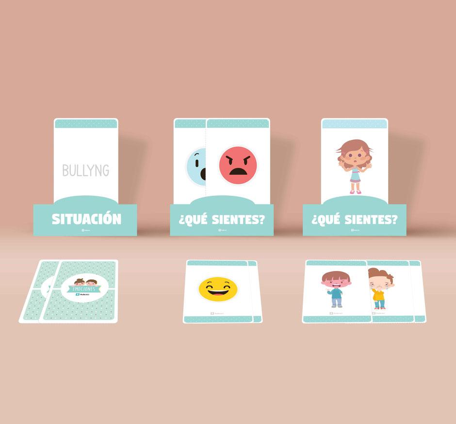 Recurso didáctico de emociones gratis para profesores maestros aula360