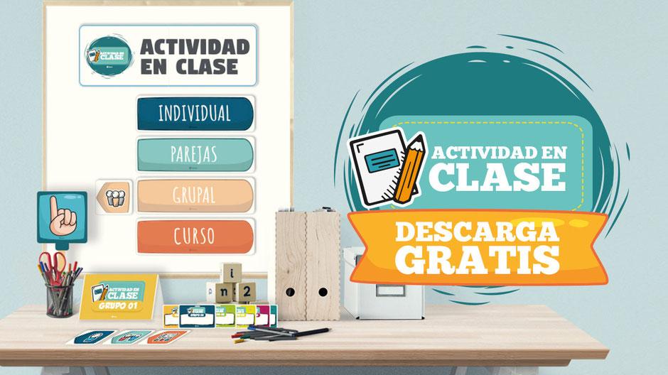 Imagen de los recursos para trabajar en grupo en la escuela gratis aula360
