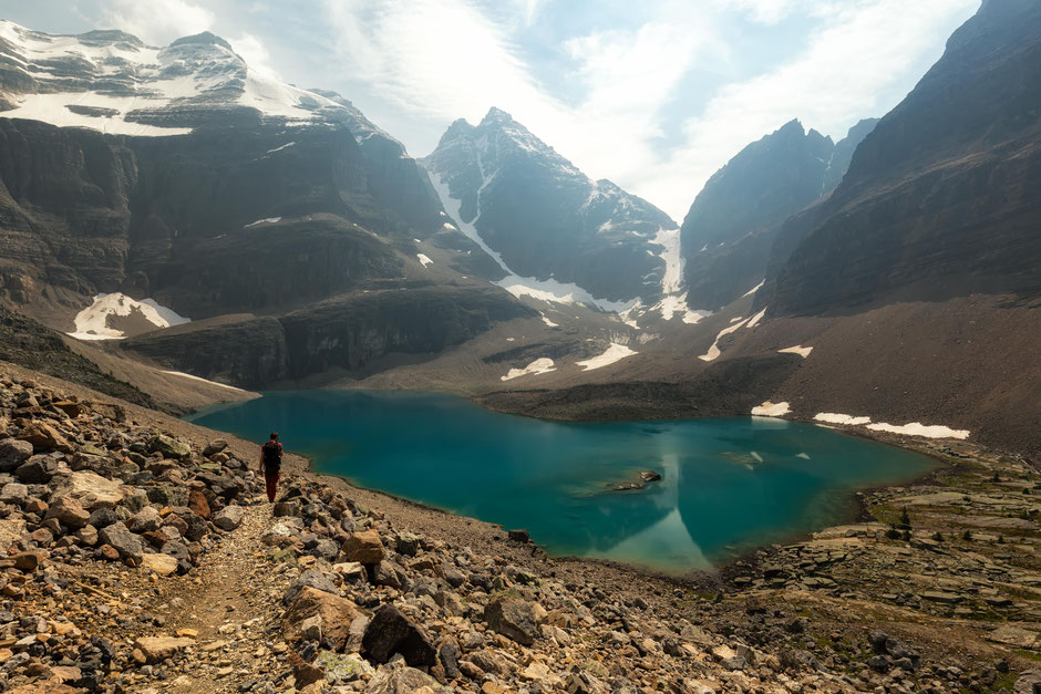Lake Oesa - A multi-day backpacking trip to Lake O'Hara