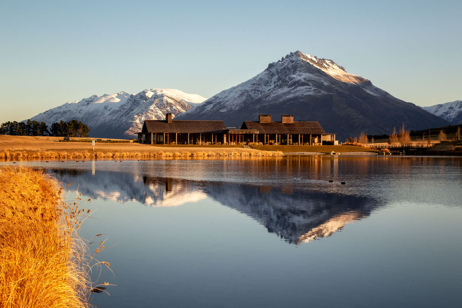 Best photography spots in Queenstown: Jack's Point
