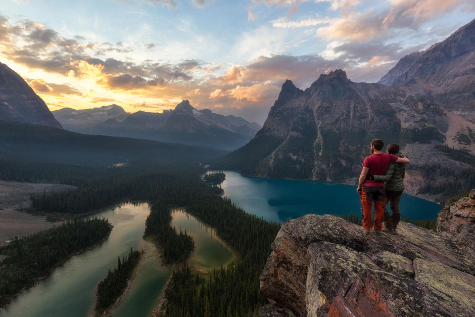 The Opabin Prospect - A multi-day backpacking trip to Lake O'Hara