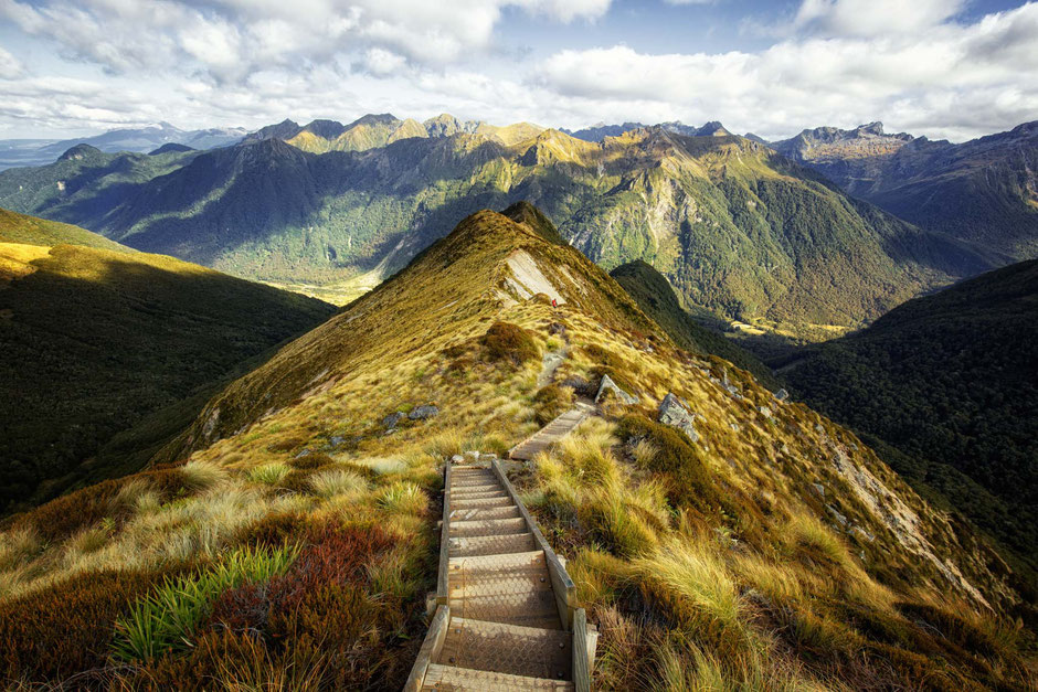Guide to the Kepler Track in New Zealand