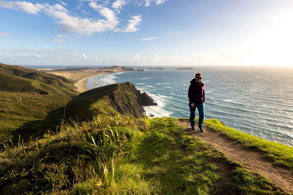 The Te Paki Coastal Track - A potential contender for being a Great Walk